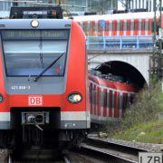 Mann begrapscht 18 Frauen in Münchner S-Bahn (Foto)