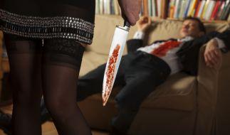 Frau reißt Mann nach Sex-Marathon die Eingeweide heraus (Symbolbild) (Foto)
