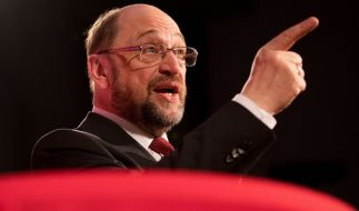 Martin Schulz wurde als Antisemit beschimpft. (Foto)
