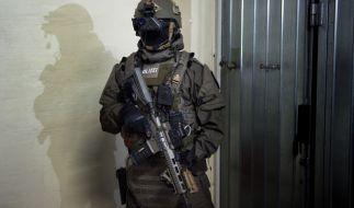 Die Polizei hat zwei islamistische Gefährder in Göttingen festgenommen. (Foto)