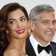 Baby-Überraschung! Das kommt jetzt auf George Clooney zu (Foto)