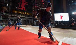 """Mit der Weltpremiere des Künstlerporträts """"Django"""" beginnt die 67. Berlinale. (Foto)"""