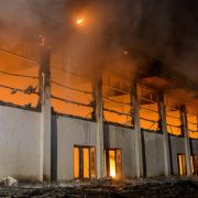 8 Jahre Haft! NPD-Politiker nach Brandanschlag in Nauen verurteilt (Foto)