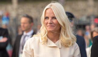 Prinzessin Mette-Marit von Norwegen bangte um ihre Hündin Muffins. (Foto)