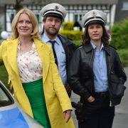 Gemeinsam mit ihrer Chefin Sophie Haas (Caroline Peters) gaben sie dem Verbrechen in Hengasch keine Chance.