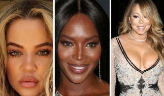 Khloé Kardashian, Naomi Campbell, Mariah Carey - Schämt ihr euch denn nicht? (Foto)