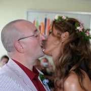 2009 heiratete Fernseh-Koch Horst Lichter seine langjährige Freundin Nada im Standesamt von Rommerskirchen.