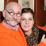 Schon immer ein Traumpaar: Horst Lichter und Ehefrau Nada (geb. Sosinka).