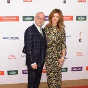 Horst Lichter und seine Frau Nada bei der Verleihung des