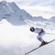 Deutsche Abfahrer überzeugen! Sander Achter, Sieg an Schweizer Beat Feuz (Foto)