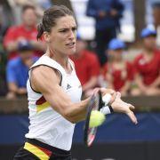 Andrea Petkovic entsetzt! Nazi-Eklat schockt deutsches Tennis-Team (Foto)
