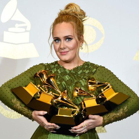 Adele räumt bei Grammys ab - 5 Trophäen für David Bowie (Foto)