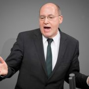 "Gregor Gysi fordert Bundespräsidenten-""Backpfeifen"" (Foto)"