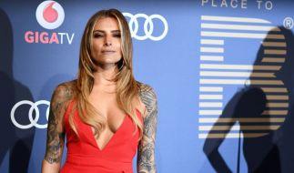Sophia Thomalla hat sich die Brüste verkleinern lassen. (Foto)