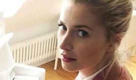 Lena Gercke trauert um ihren Vater: Uwe Gercke (✝61) starb bereits am 3. Februar. (Foto)