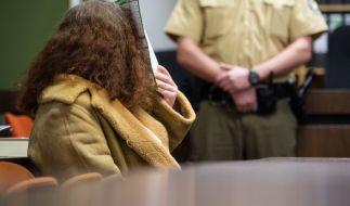 Die Pägagogin soll ihren Ex-Freund mit einer Handkreissäge umgebracht haben. Der Prozess begann heute in München. (Foto)