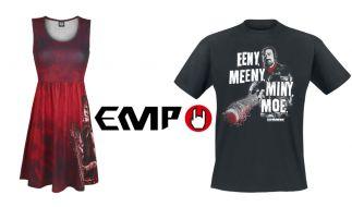 Gewinnen Sie mit news.de ein Kleid und ein T-Shirt von EMP. (Foto)