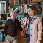 Frau Temme und ihr merkwürdiger Rentner (Foto)
