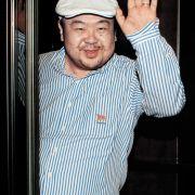 Erste Festnahme - Möglicher Giftmord an Halbbruder von Nordkoreas Diktator (Foto)