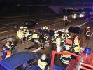 Mit einem waghalsigen Manöver hatte ein Autofahrer auf der A 9 bei München einen außer Kontrolle geratenen Wagen gestoppt. (Foto)