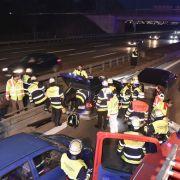 """""""Unglaubliche Courage""""! Autofahrer stoppt herrenloses Auto auf A9 (Foto)"""