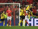 Borussia Dortmund verlor unnötig bei Benfica Lissabon das Achtelfinale in der Champions League. (Foto)