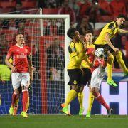 Dortmund kassiert unnötige Niederlage - Barcelona geht in Paris unter (Foto)