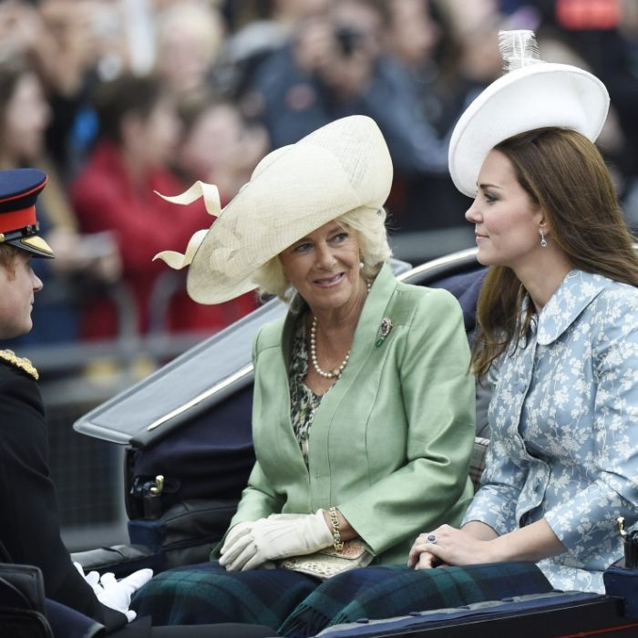 Eifersuchts-Drama! Camilla flirtet Kates Vater an (Foto)