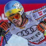 Ist sein Start bei der Ski-WM 2017 in Gefahr? (Foto)