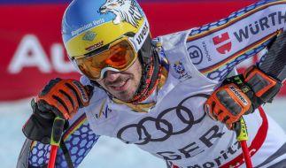 Der Rücken der Nation - Sind Felix Neureuthers WM-Einsätze in St. Moritz in Gefahr? (Foto)