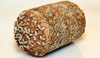 Dieses Dinkel-Aktiv-Brot bitte nicht verzehren. (Foto)