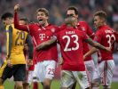 FC Bayern München vs. FC Arsenal