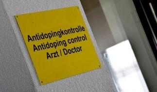 Dopingkontrollen auch bei der Biathlon-WM 2017 in Hochfilzen. (Foto)