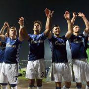 Gladbach verliert - Schalke trifft dreifach (Foto)