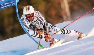 Stefan Luitz will heute im Riesenslalom der Ski-WM 2017 in St. Moritz attackieren und aufs Podium fahren. (Foto)