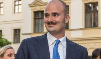Wozu in die Ferne schweifen, wenn es auch in der deutschen Adelswelt Singles gibt! Albert von Thurn und Taxis ist das beste Beispiel dafür - der 1983 geborene Blaublüter ist heute Chef des Fürstenhauses. (Foto)