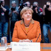 Angela Merkel und die Spionage - Warum die Kanzlerin enttäuschte (Foto)