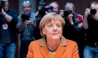 Angela Merkel musste zu der NSA-Affäre aussagen. (Foto)