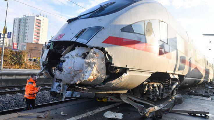 Bei dem Unfall wurde niemand verletzt. (Foto)