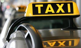 Der Taxifahrer fuhr den Betrunkenen einfach um. (Foto)