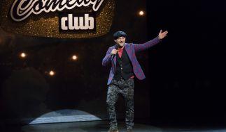 """Jürgen Vogel als Comedian Jacky Herbst in """"Nachtschicht - Ladies First"""". (Foto)"""