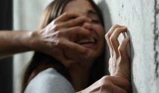 Nicht selten fordern Vergewaltiger in den USA ein Besuchsrecht für ihre Kinder ein. (Foto)
