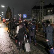 ICE in dramatischen Unfall verwickelt (Foto)
