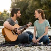 Musikalische Liebeskomödie mit einem Hauch von Romantik (Foto)