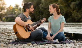 Ben (Pasquale Aleardi) begegnet er seiner Jugendliebe Emma (Nadja Becker). (Foto)