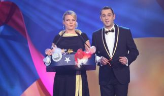 """Mirja Boes und Marc Metzger führen durch den ZDF-Karnevals-Kracher """"Karnevalissimo"""". (Foto)"""