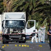 Terror-Verdacht in Barcelona? Polizei stoppt LKW (Foto)