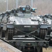 Bundeswehr schickt Panzer nach Litauen (Foto)