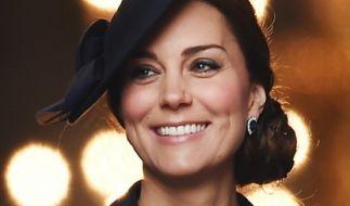 Kate Middleton ist eine strahlende Schönheit - doch jetzt wurde ihr Schönheitsgeheimnis gelüftet. (Foto)