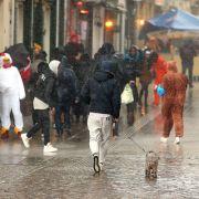 "Wetter-Alarmstufe Rot! Hier bringt Tief ""Thomas"" Orkanböen (Foto)"
